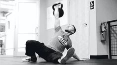 Two Kettlebell Exercises to Crack the Strength Code