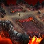#LeagueofLegends Magma Chamber Map Dies