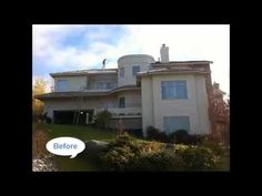 Here you can see a few of the house's that the Paint Anchorage team of painting contractors in Anchorage, Alaska have completed...