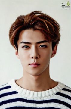 SEHUN // 2015 Season's Greetings official photocard