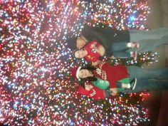 So many lights