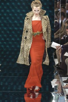 Jean-Louis Scherrer Couture Fall 2004/I Could Have 10 Closets Filled w/ Just Coats!