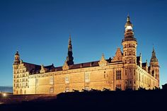 To rent, or not to rent? That is the question. (Hamlet's Castle)