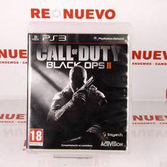 CALL OF DUTY BLACK OPS II para PS3 segunda mano E271680 # Juego call of duty II# de segunda mano# PS3