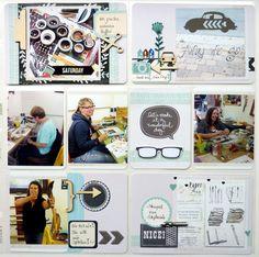 #ProjectLife von Anke Kramer für www.danipeuss.de | Jade Core Kit