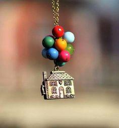 UP necklace fashion,  #fangirl