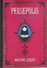 Marjane Satrapi. Persepolis. Te koop via www.marktplaats.nl, vraagprijs 7,50 euro/