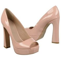 Pink Fergie Shoes....these could be fantastic with the right outfit