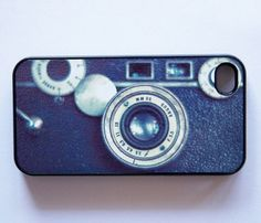 Camera iPhone 4 Case