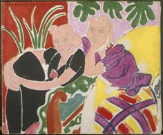La Conversation - Matisse