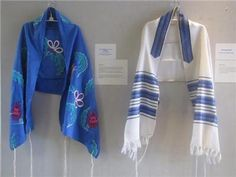 Wrapped In Tradition, An Exhibit Of Jewish Prayer Shawls, At The Jewish Cultural Center - Chattanoogan.com