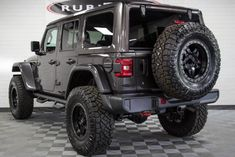 Pre-Owned 2018 Jeep Wrangler Rubicon Unlimited Granite Jeep Jl, Jeep Cars, Jeep Truck, Truck Drivers, Jeep Wrangler Wheels, Jeep Wrangler Interior, Jeep Wranglers, Jeep Sahara, Jeep Wrangler Sahara