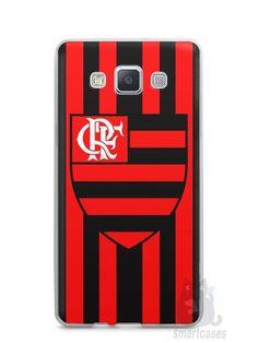Capa Samsung A5 Time Flamengo #1 - SmartCases - Acessórios para celulares e tablets :)