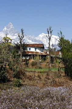 Top 5 Travel Destinations: Annapurna (Pokhara, Nepal)