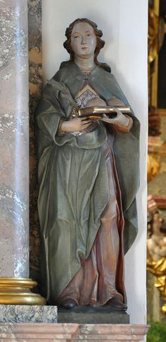 Category:Statues of Agatha of Sicily Agatha, Saint Quotes, Patron Saints, Sicily, Statues, Mystic, Catholic, Medieval, Religion