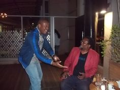 Get u and Dance as Philani Ngidi and The Quiet Storm create a cocktail of enticing sounds