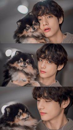 Kim Taehyung and Yeontan Bts Jimin, Taehyung Selca, Bts Bangtan Boy, K Pop, Foto Bts, Daegu, V Chibi, V Bts Cute, V Bts Wallpaper