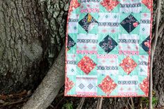 The Recollection Table Runner free tutorial.