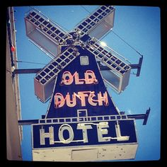 Old Dutch hotel, Washington, MO - not far from St. Louis.  Good food in the restaurant.