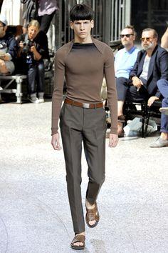 Lanvin Spring 2012 Menswear
