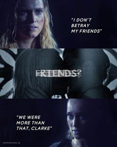 Lexa The 100, The 100 Clexa, Pretty Little Liars Quotes, 100 Memes, Alycia Debnam Carey, Quotes Deep Feelings, Betrayal, Fangirl, Hipster Stuff