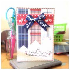 A Christmas card by Bethany Looijenga