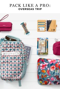 cdc190aba84 Traveling Abroad  Use This International Travel Checklist - Vera Bradley  Blog