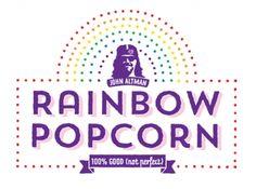 De lekkerste bio popcorn van John Altman & de Regenboog Groep