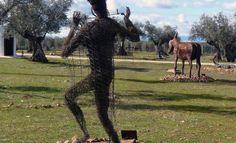 El parque de las esculturas de La Pueblanueva, un placer para los sentidos - 45600mgzn