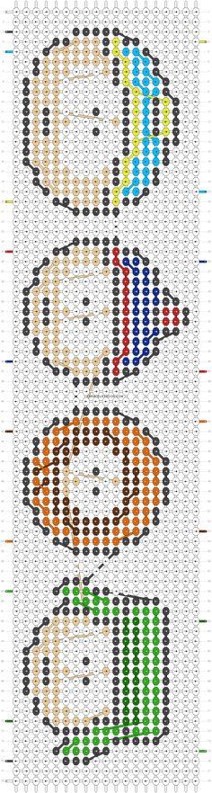 Alpha Pattern #15901 added by BlackSkull