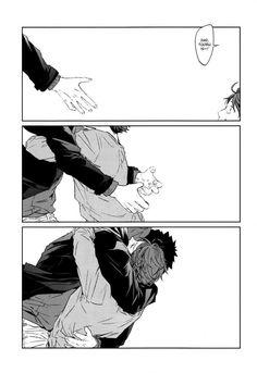Iwaizumi and Oikawa Haikyuu <3