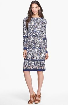#Tory Burch               #Dresses                  #Tory #Burch #Print #Jersey #Sheath #Dress          Tory Burch Print Jersey Sheath Dress                                          http://www.snaproduct.com/product.aspx?PID=4974442