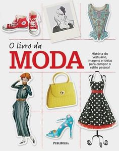(Saraiva) O Livro da Moda - R$52,90