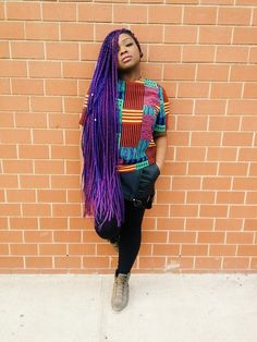 Long braids - Page 2 of 2 - Black Women Fashion and Hairstyles