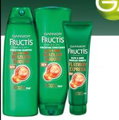 FREE Garnier Fructis Brazilian Smooth Hair Care Product Sample! Read more at http://www.stewardofsavings.com/2015/05/free-garnier-fructis-brazilian-smooth.html#yFplKMziqXoKaXIp.99