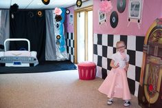 Sock hop Birthday Party Ideas | Photo 1 of 19 | Catch My Party