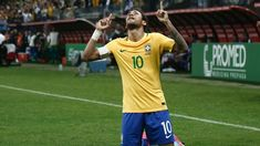 Goal scoring Brazilian fish branded 'new Neymar' after tail flip tricks