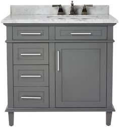 Sonoma Single Vanity on sale for $719