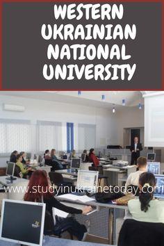 West Ukrainian National University, WUNU founded in 1971. It is located in the city of Ternopil, Ternopil Oblast, Ukraine. Viktor Yushchenko, the president of Ukraine, is an alumnus of TNEU WEST UKRAINIAN NATIONAL UNIVERSITY #WESTUKRAINIANNATIONALUNIVERSITY Former President, Professor, Ukraine, Presidents, University, Education, City, Doctors