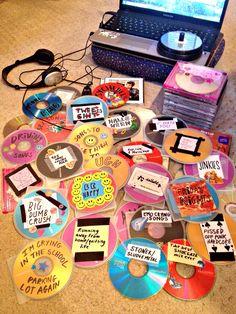 Mix CDs