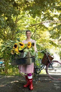 Gudrun Sjödéns Sommerkollektion 2014 - Mit ihrer Kollektion schenkt Ihnen Gudrun Sjödén gerne ein Stück Sommer.
