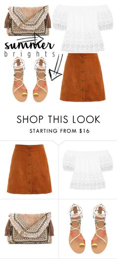 """""""Без названия #43"""" by erohina-d ❤ liked on Polyvore featuring See by Chloé and Shashi"""