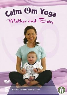 The perfect DVD for any new or expecting mother. Mother & Baby yoga is a time for both to enjoy each other, grow together and bond through the practice of ancient yoga techniques, adapted to suit the needs of today's mothers and their babys. Yoga Books, Baby Yoga, Mother And Baby, Yoga For Beginners, Books Online, Om, Learning, Children, Stuff To Buy