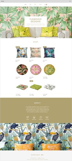 Natural Beauty Store Website Template | Wix Website Templates ...