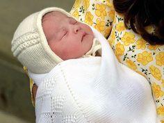 Princesa Charlotte Elizabeth Diana, Princesa de Cambridge, 02 / 05 / 2015(Foto: John Stillwell/AP)