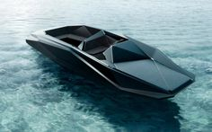 Shore Team's Z-Boat is a Zaha Hadid-Designed Speedboat   InsideHook