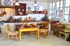 De Keuken = amazing kitchen. not in English, but a great site. Z