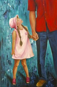 """I will be to you a Father. You will be to me sons and daughters,' says the Lord Almighty."""" 2 Corinthians 6:18"""