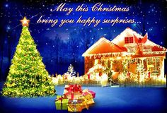 May This Christmas Bring You Happy Surprises christmas christmas pictures christmas ideas christmas quotes holiday quotes christmas images christmas pics christmas photos christmas pic images christmas picture ideas christmas quotes and sayings