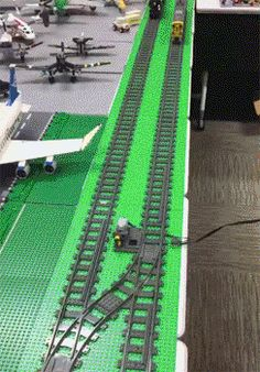 Multi-Track Drifting Live Action via /r/funny. Funny Photoshop Pictures, Photoshop Pics, Funny Meme Pictures, Beste Gif, Memes, Lego Trains, Daily Funny, Top Funny, Thug Life